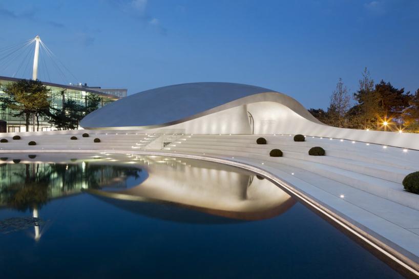 Porshe Pavilion