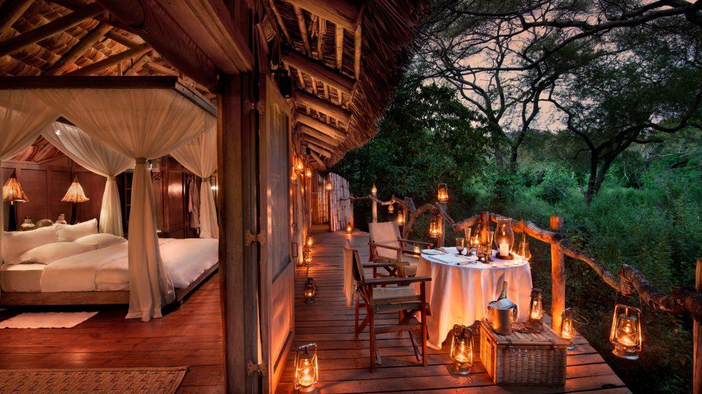 Lake Manyara Tree Lodge – Tanzania