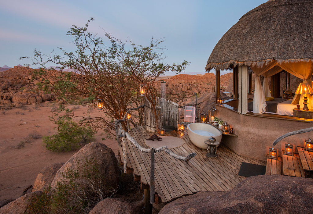 Mowani Lodge – Namibia