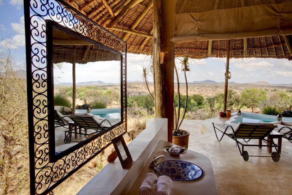 Sasaab Lodge – Kenia